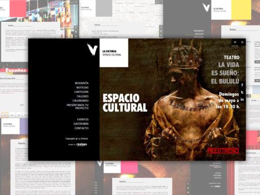 La victoria Espacio cultural Madrid