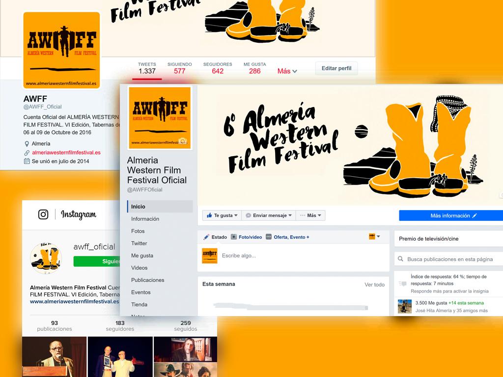 Social Media Almería