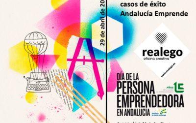 Realego en el Día de la Persona Emprendedora 2015