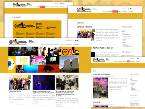 CCALM Festival cine Almería