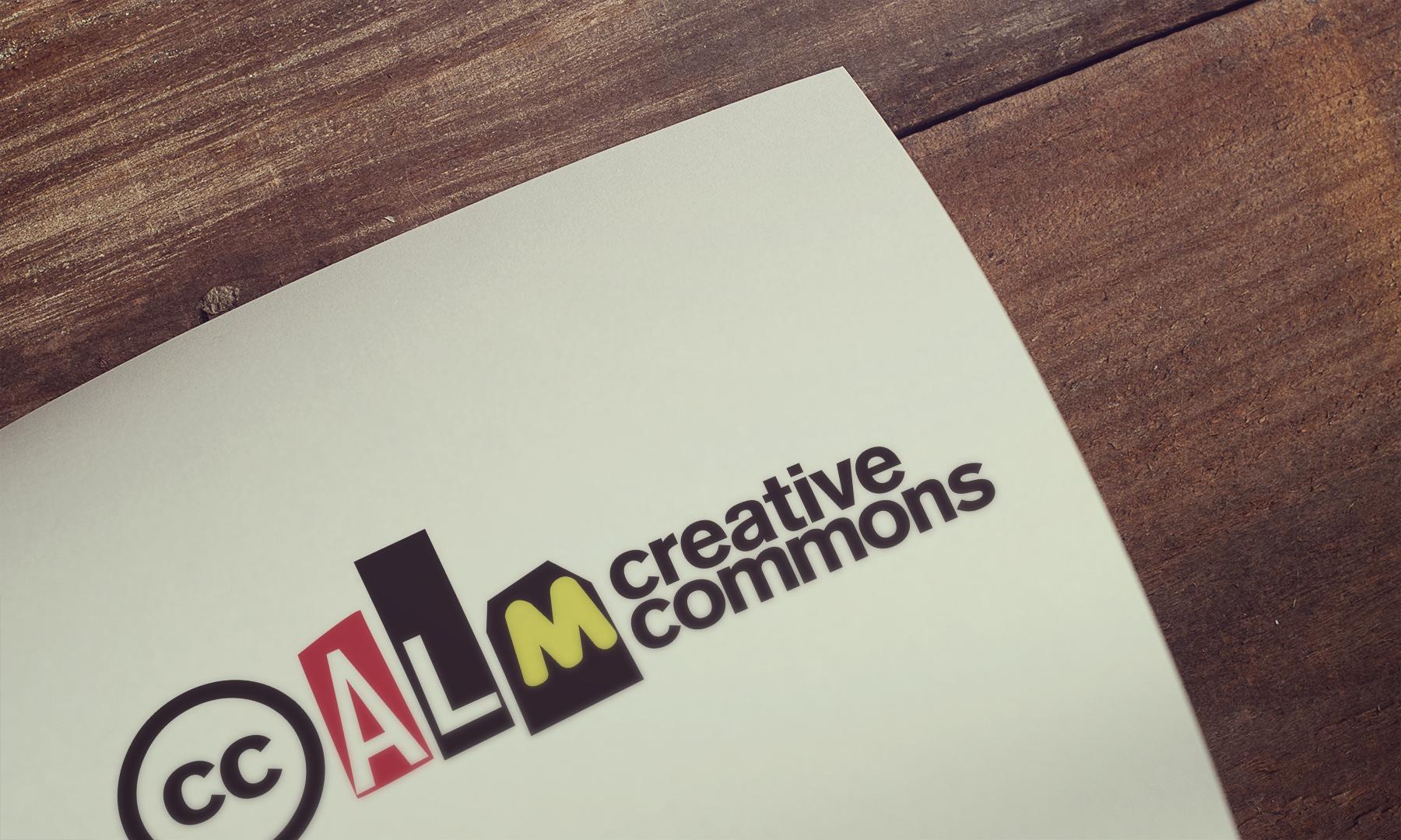 Diseño del logotipo para el CCALM Festival cine Almería