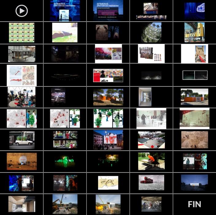Montaje de vídeo profesional paraEfímeras Alternativas Habitables