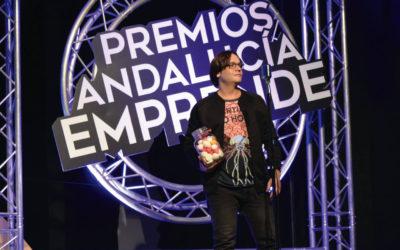 REALEGO en los Premios Andalucía Emprende