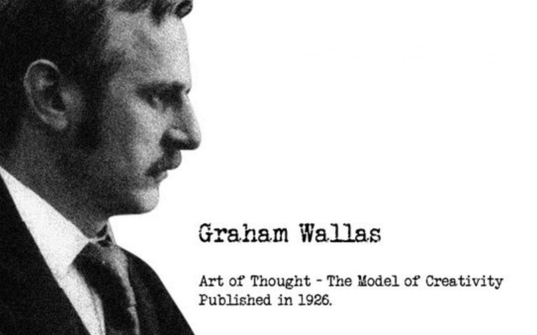 El proceso creativo según Graham Wallas
