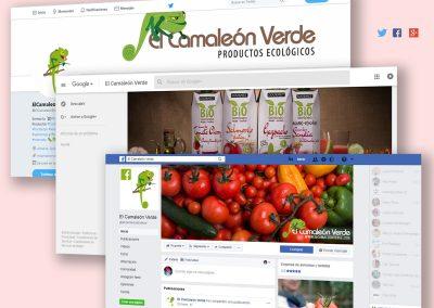 El Camaleón Verde – Productos Ecológicos Almería