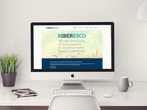 RIBERESCO Web de Proyecto de Investigación UAL