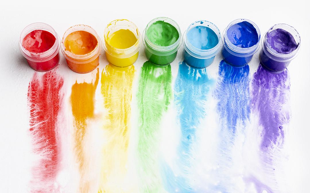 Psicología del color. ¿Cómo influyen los colores en marketing?
